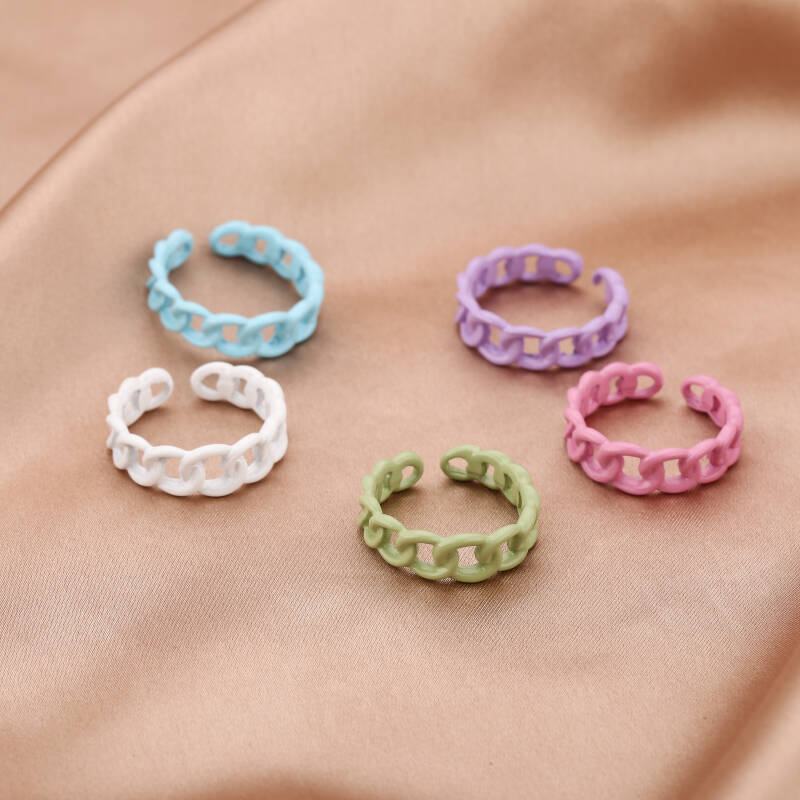 Candy Ring - Wit
