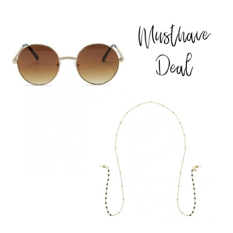 Musthave Deal - Summer Brown