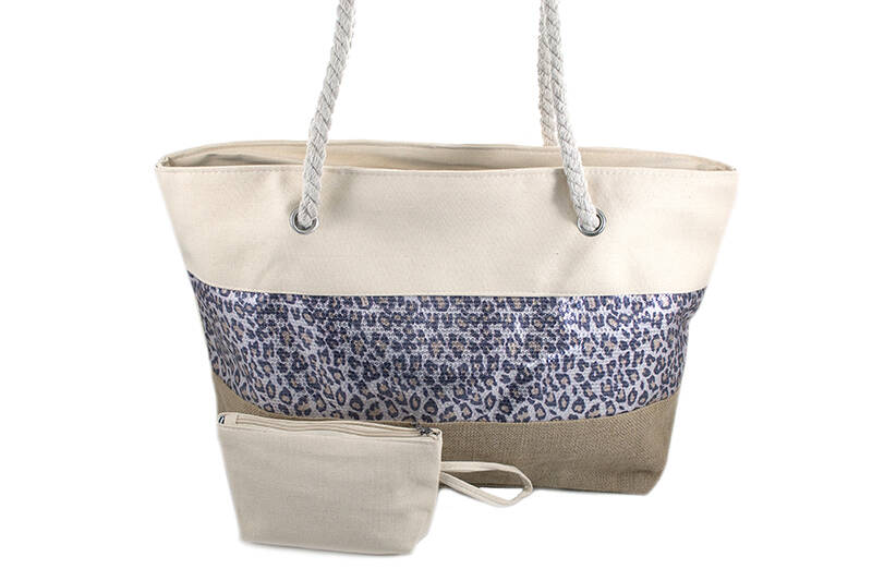 Beach Shopper Naturel