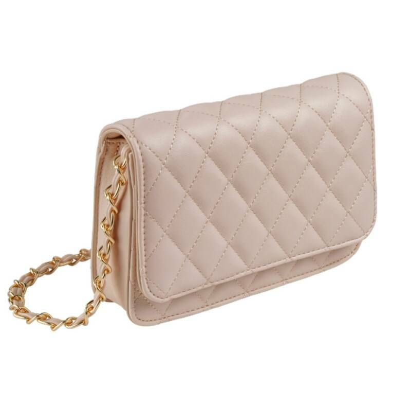 Tas Quilted - Roze