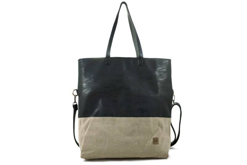 Shopper Natural Black