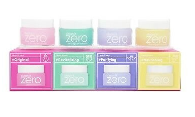 Clean it Zero Cleansing Balm Original Miniature Set
