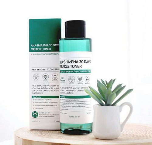 Some By Mi 30 Days Miracle Toner