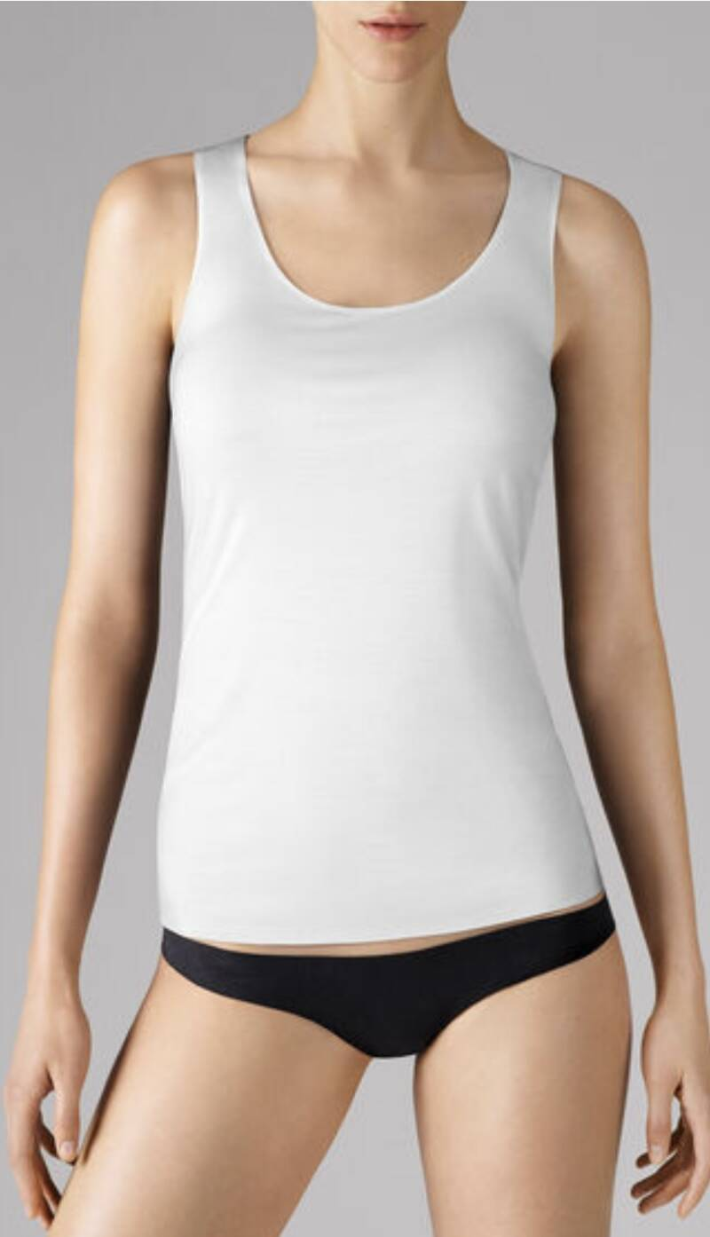 Wolford.. PURE TOP WHITE