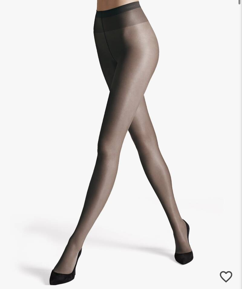 Wolford Satin Touch 20 Tights • Anthracite