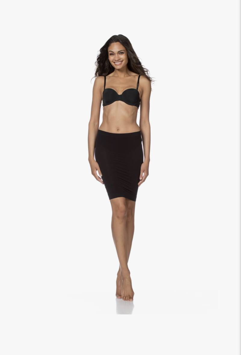 Wolford Nature Forming Skirt • Black
