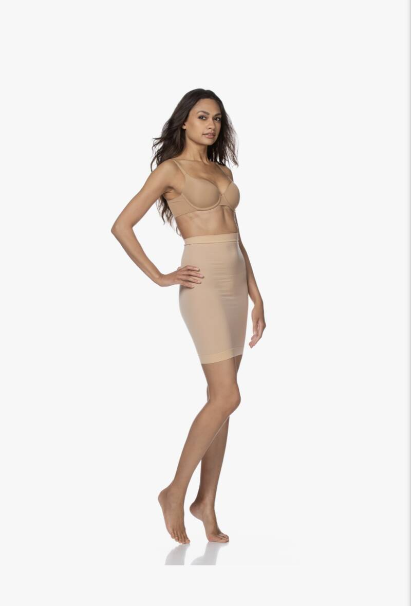 Wolford Nature Forming Skirt • Nude