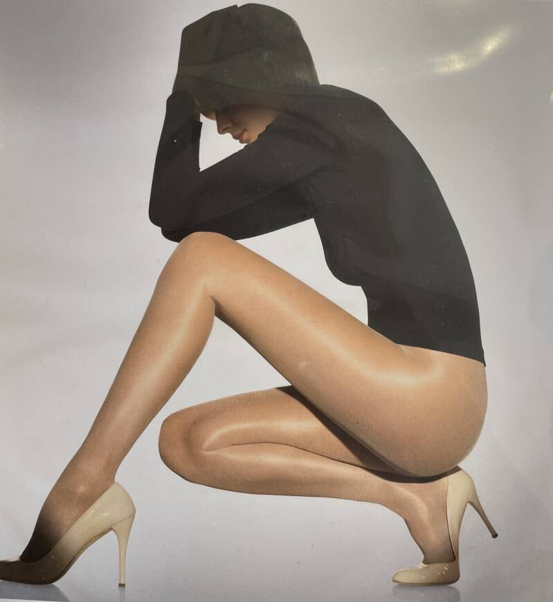 Wolford Satin Touch 20 Tights BISON