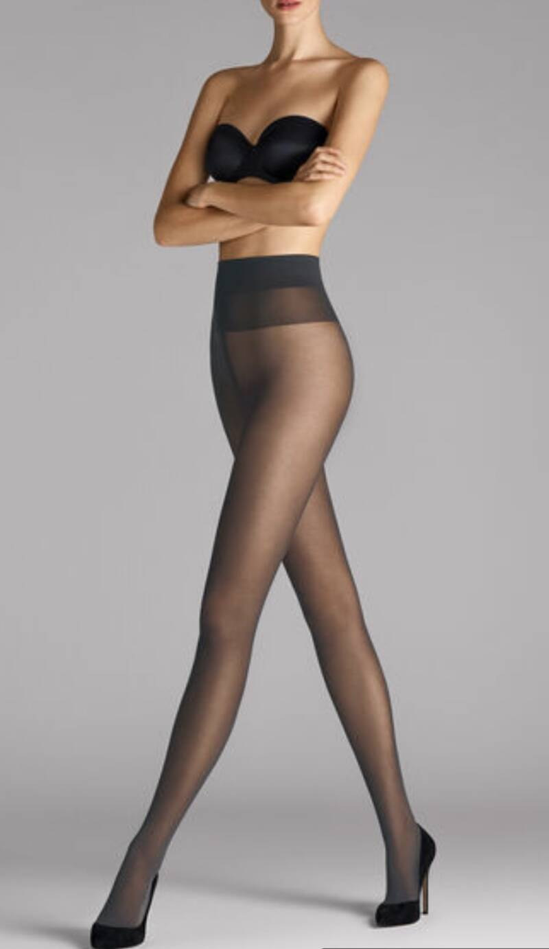 Wolford.COMFORT CUT 40 TIGHTS ANTHRACITE