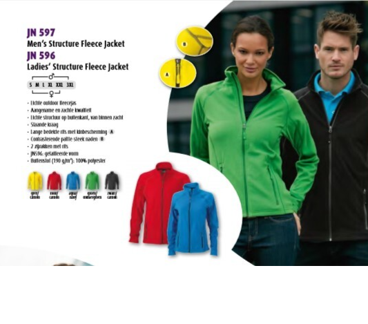 Men & Woman Fleece