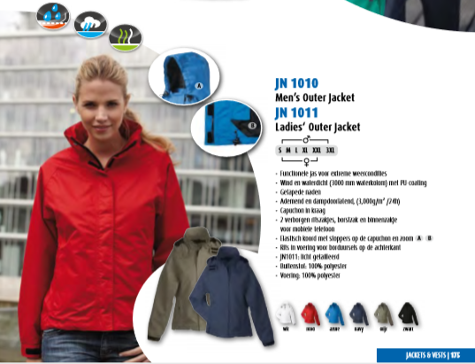 Woman Outer Jacket
