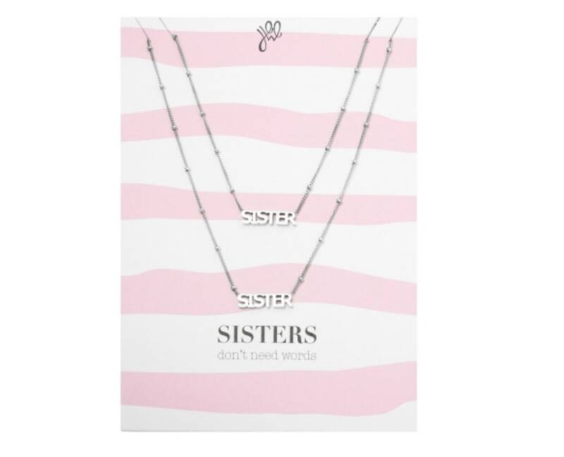 NECKLACE SISTERS