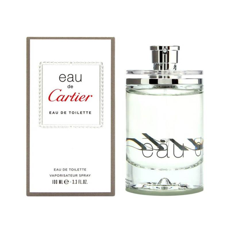 Cartier Eau De Cartier Edt Spray