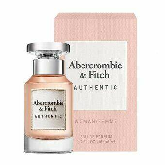 Abercrombie & Fitch Authentic For Woman 50ml Edp