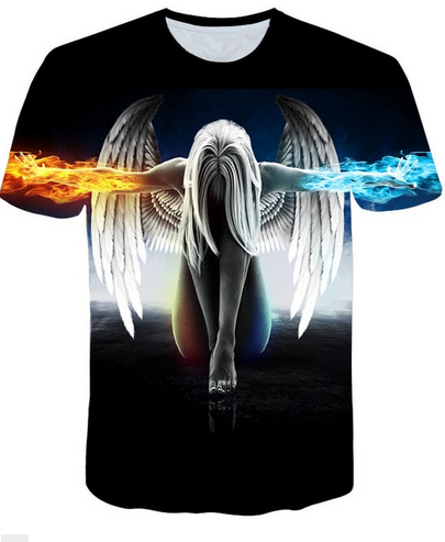 Angel 3D T-shirt