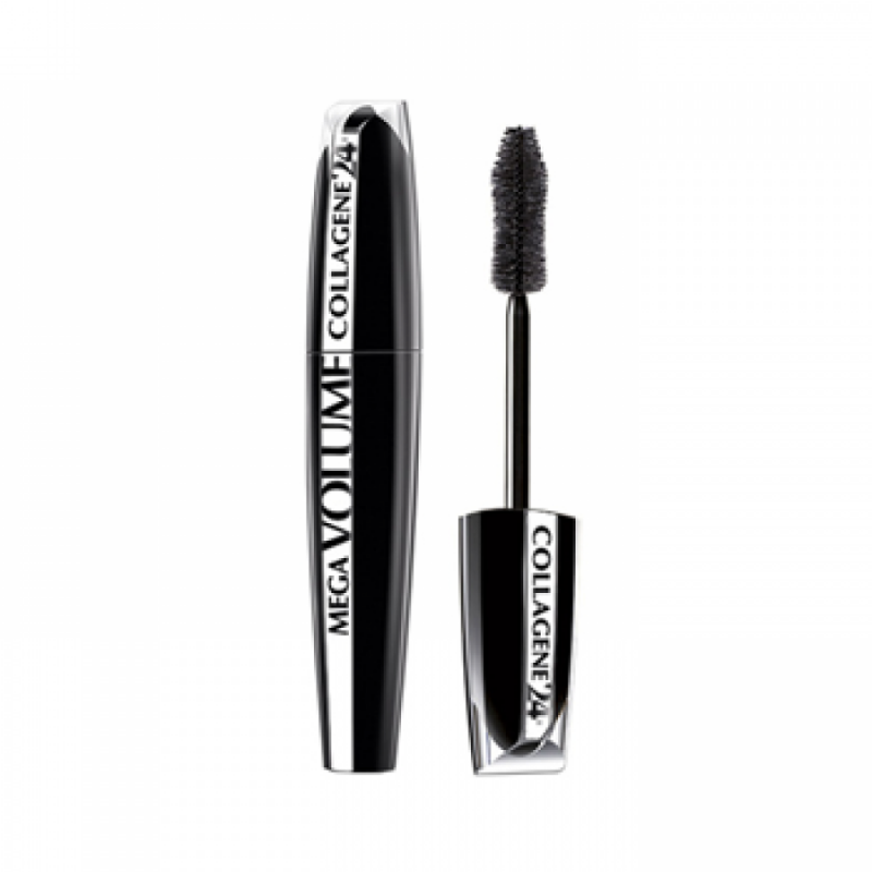 L'Oreal Mega Volume Collagene Mascara Black