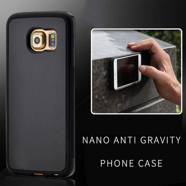 Anti-gravity phone case for iphone & Samsung (Nanotechnology)