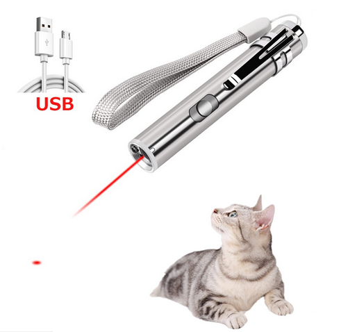 Powerfull usb chargeable laser