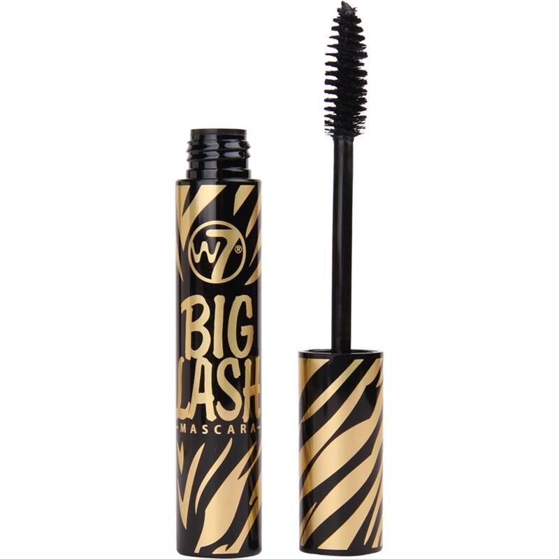 W7 Big Lash Mascara Black