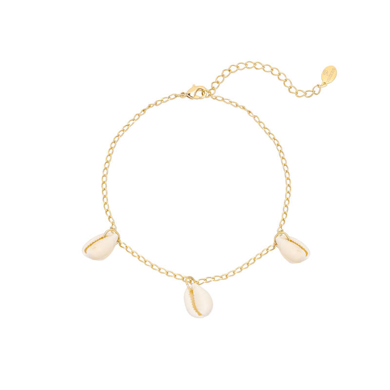 ANKLET SHELL PARADISE
