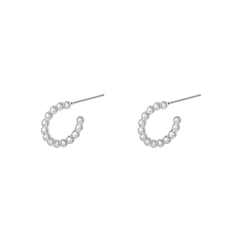 EARRINGS DOTTED S