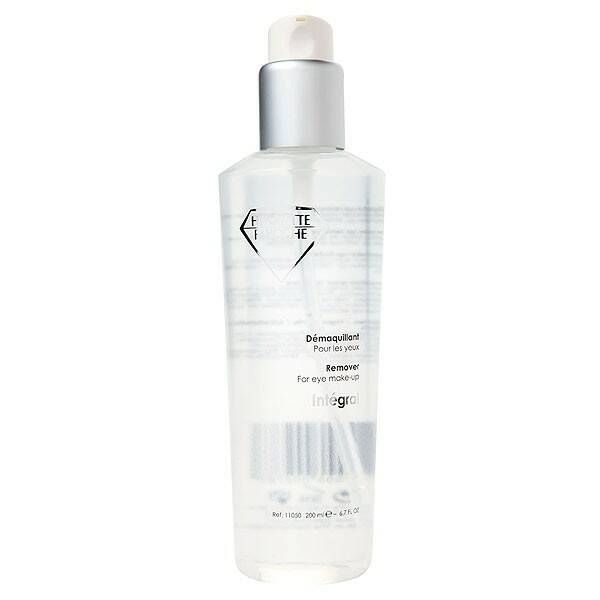 Intégral oogmake-up remover