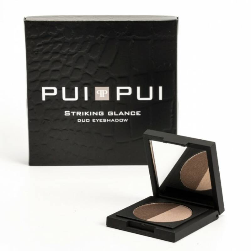 Striking Glance Duo Eyeshadow - Noce Oro