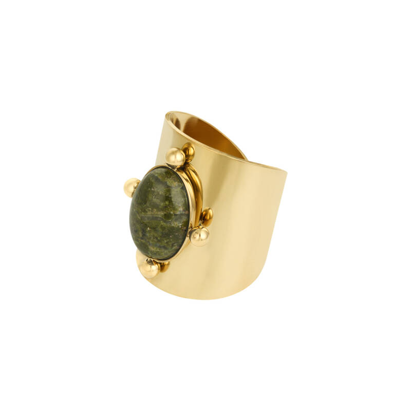 Ring Apollo - Groen