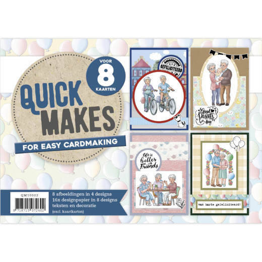 Yvonne Creations, Quick Makes, Active Life  - QM10002