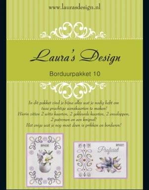 Laura's Design, Borduurpakket 10