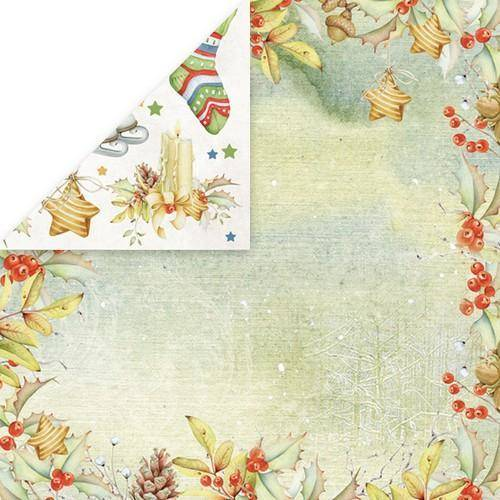 Craft & You, Scrapbookpapier, Winter Dream 02 - CP-WDR02