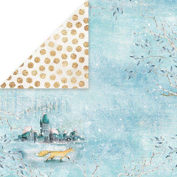 Craft & You, Scrapbookpapier, Winter Dream 03 - CP-WDR03