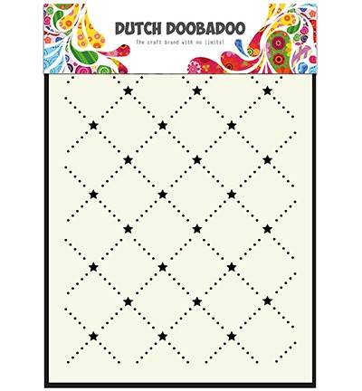 Dutch Doobadoo, Mask Art, Screen Of Stars - 470.715.031