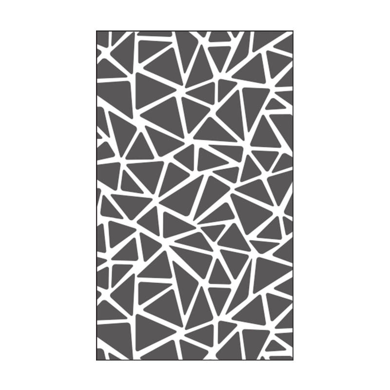 Vaessen Creative, Embossing Folder, Driehoek Textuur - 100604-115