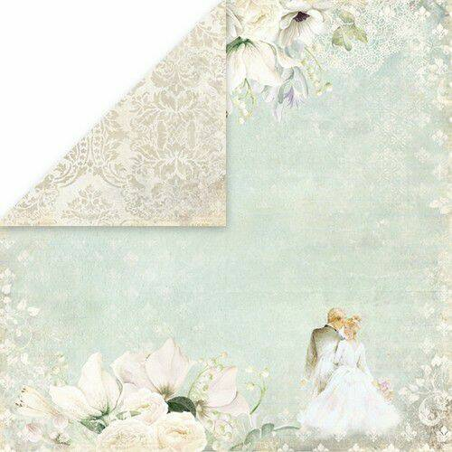 Craft & You, Scrapbookpapier, Sweet Time 01 - CP-ST01