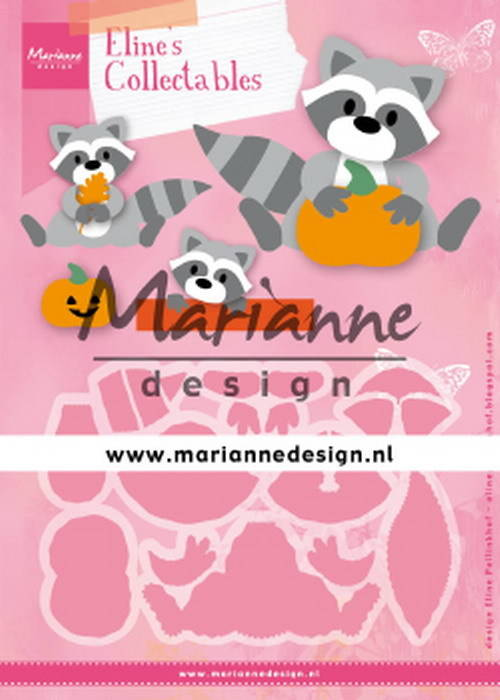 Marianne Design, Collectable, Eline's Wasbeer - COL1472