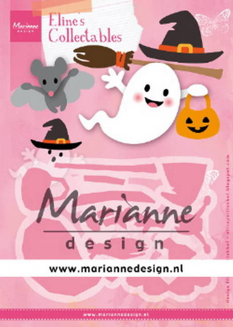 Marianne Design, Collectable , Eline's Halloween - COL1473