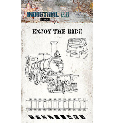Studiolight, Clear Stamp, Industrial 2.0 - STAMPIN252