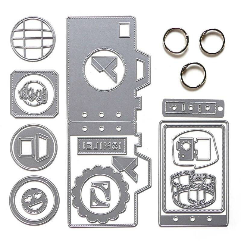 Elizabeth Craft Design, Camera Insert Kit