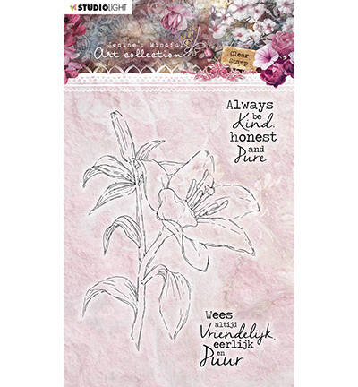 Studiolight, Clear Stamp, Jenine's Mindful Art 4.0 - STAMPJMA14
