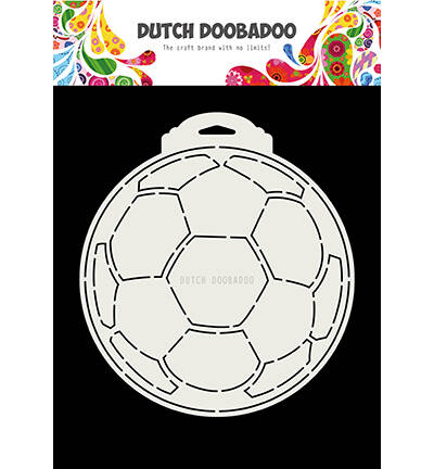 Dutch Doobadoo, Card Art, Soccer Ball- 470.713.792