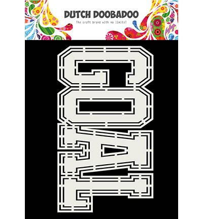 Dutch Doobadoo, Card Art, Goal- 470.713.791