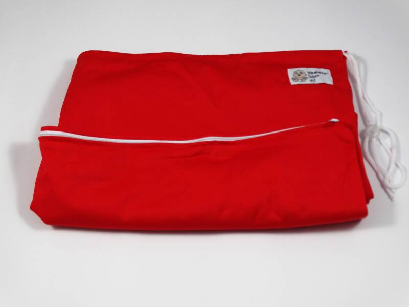 Wetbag groot rood