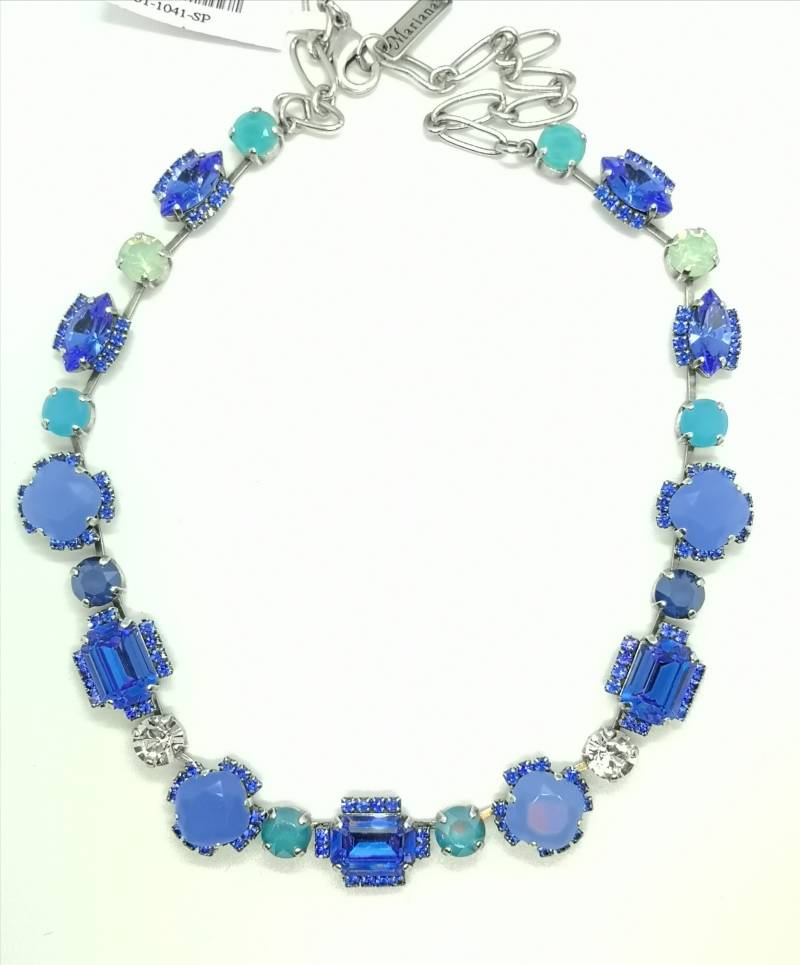 Silk Road / Zhang Necklace N-3231-1041-SP