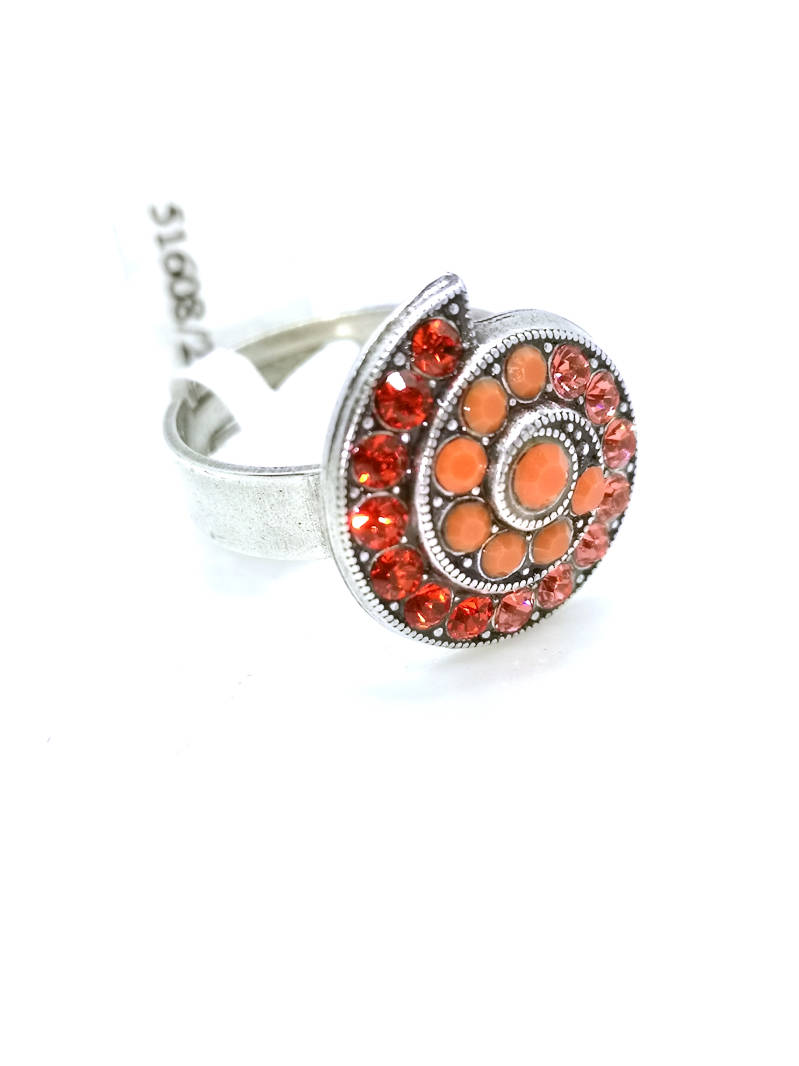 Silk Road / Saffron Ring R-7079/1 1047 SP