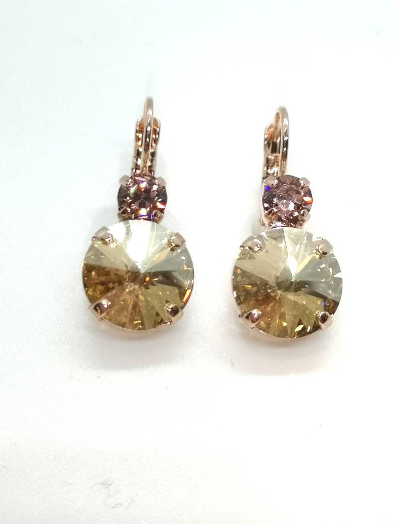 Inspiration / Dream Earrings E-1037R 1018 RG6