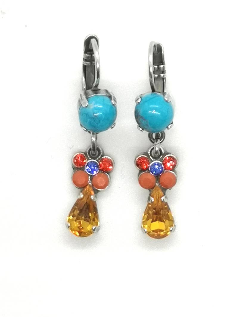 Nirvana / Fantasy Earrings E-1414 M1037 SP6