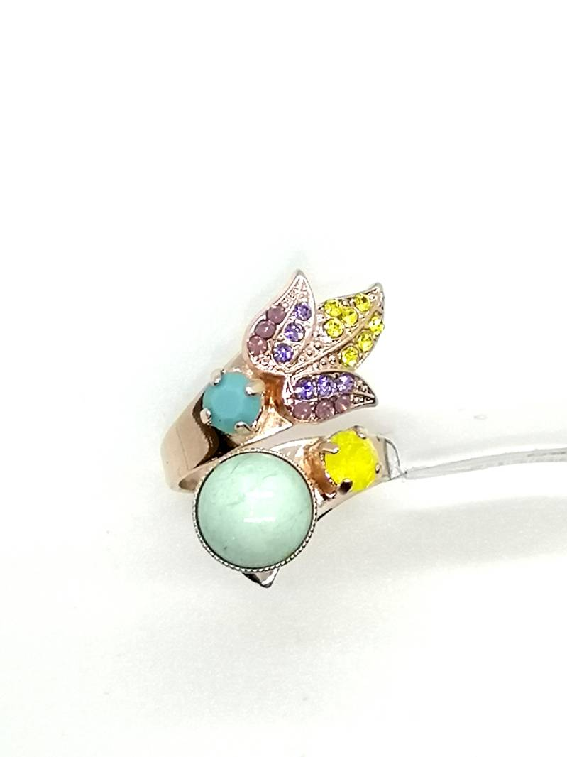 Inspiration / Happiness Ring R-7022/2-1024-RG