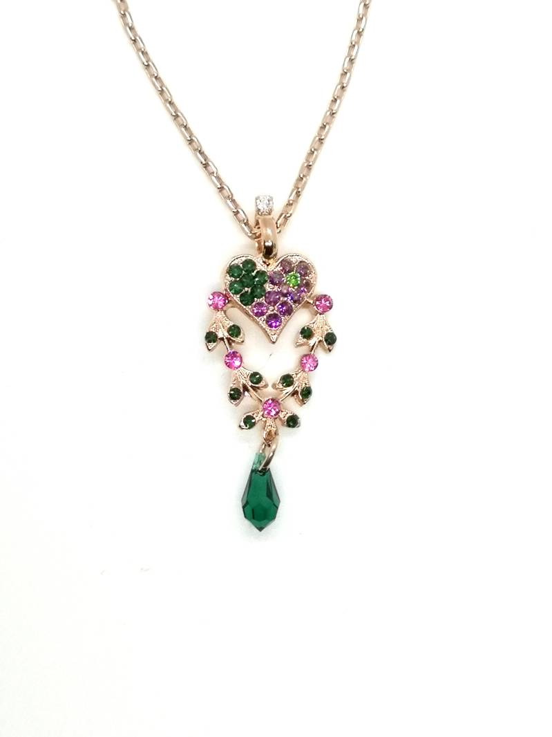 Inspiration /  Luck Necklace N-5322/2 1033 RG