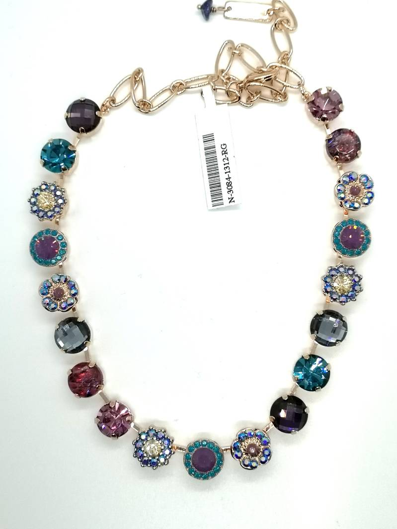 Inspiration /  Serenity Necklace N-3084-1312-RG